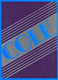 "book cover: ""Cole"" Robert Kimaball and Brendan Gill"