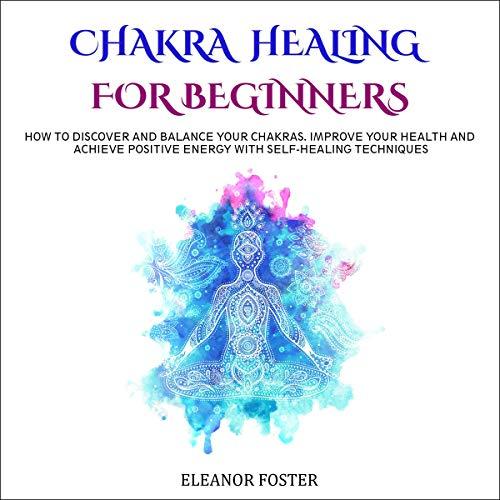 『Chakra Healing for Beginners』のカバーアート