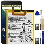 for Huawei Google Nexus 6P H1512 Replacement Battery HB416683ECW Free Adhesive Tool