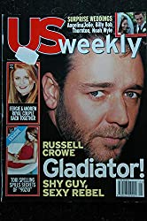 US Weekly 275 - 2000 05 17 - Russel Crowe - Fergie & Andrew - Angelina Jolie - Tori Spelling - Kristen Johnston - 98 pages
