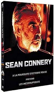 Coffret Sean Connery 3 DVD : A la poursuite d'Octobre Rouge / Presidio / Les incorruptibles