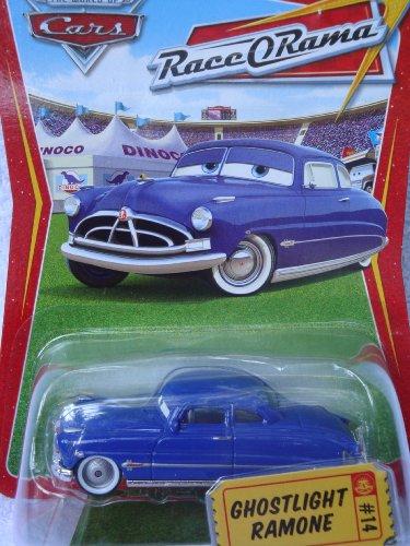 Disney Pixar Cars Doc Hudson # 11 (nouvelle, sans emballage) - Voiture Miniature Echelle 1:55