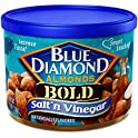 12-Pack Blue Diamond Almonds Bold Salt & Vinegar Snack Nuts