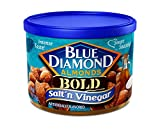 Blue Diamond Almonds, Bold Salt 'n Vinegar, 6 Ounce