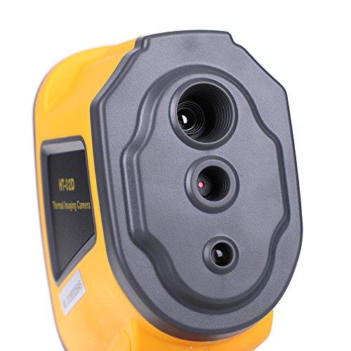 Akozon Infrarot Wärmebildkamera HT-18 - 7