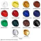 Immagine 2 arteza colori acrilici professionali set