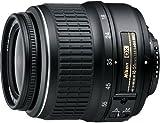 Nikon DX - Objetivo fotográfico (Distancia Focal de 18 a 55mm, f/3,5 a 5,6, función de Enfoque automático, Cristal de dispersión ultrabaja ED, para Montura F)