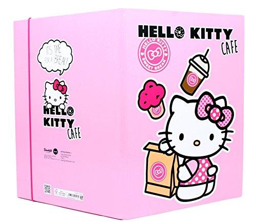 Cartella Portadisegni Rosa Hello Kitty Cafe