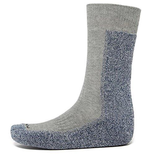 Meindl Trekking Socks 9681-03 Größe 40 EU Grau (grau kombi)