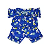 Flannel PJ's Clothes Outfit Fits Most 14' - 18' Build-A-Bear and Make Your Own Stuffed Animals