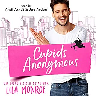 Cupids Anonymous audiobook cover art