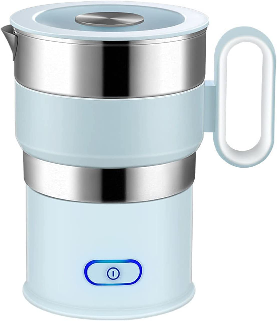 Foldable Kettle Max 61% OFF OFFicial site 500ml Portable Electri Folding Electric