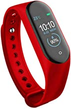 UIEMMY slim horloge Bluetooth Waterdicht Smart Horloge Sport Smart Armband Hartslag Bloeddrukmeter Smart Polsband Horloge ...