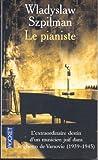 Le pianiste - Robert Laffont - 01/01/2001