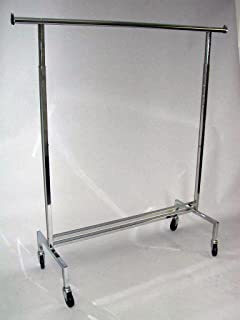 Commercial Grade Adjustable Garment Rack