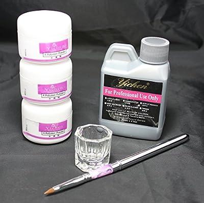 US Seller ~ 6 in 1 Acrylic Nail Art Kit