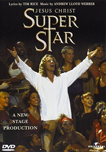 Jesus Christ Superstar [Reino Unido] [DVD]
