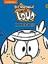 Bienvenue chez Les Loud, BD tome 3 : A fond la caisse ! par Nickelodeon
