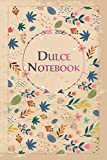 Dulce Notebook: Lined Notebook/Journal Cute Gift for Dulce, Elegant Cover, 100 Pages of High Quality, 6'x9' Lightweight and Compact, Premium Matte Finish