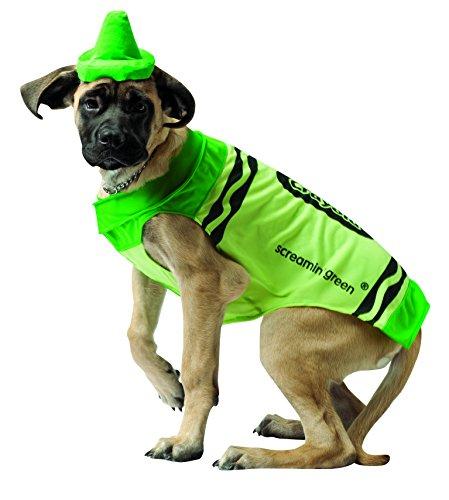 Rasta Imposta Costume pour chien crayon Crayola