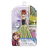 Disney La Reine des Neiges – Poupee Princesse Disney Anna Chantante - Chante en...