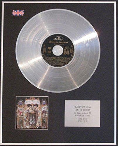 Michael Jackson–Platinum disc- Gefährliche