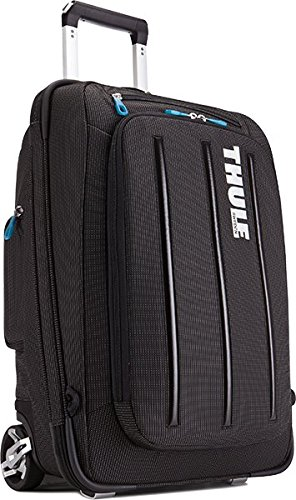 Thule Crossover 22' Rolling Carry-On, Black