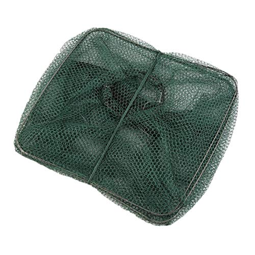 Socialism Crawdad Net Pliable Portable Crevette Minnow Cage en Nylon De Pêche Appâts Piège Universel De Pêche Accessoire