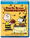 Get A Charlie Brown Thanksgiving on Blu-ray/DVD at Amazon