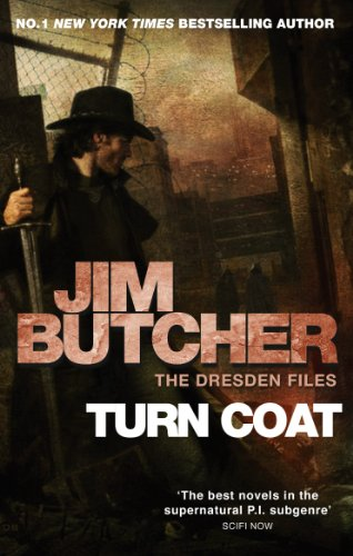Turn Coat: The Dresden Files, Book Eleven (The Dresden Files series 11) (English Edition)