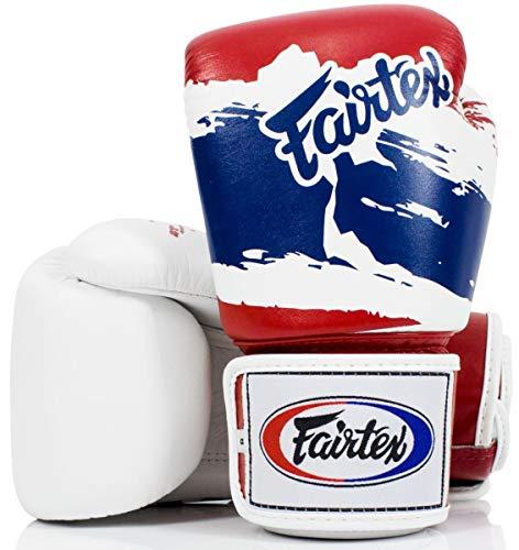 Fairtex Kickboksen Muay Thai stijl Sparring handschoenen training bokszak pad