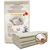 5 Yards 45 Square Feet Grade 90 Cheese Cloth,100% Unbleached Cotton Fabric Ultra...