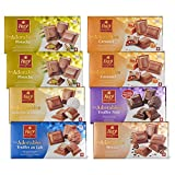 Frey 8x feinste Schokoladentafeln aus 6 Sorten - Les Adorables