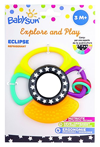 BabySun Explore and Play Hochet Eclipse