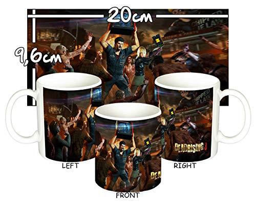 MasTazas Dead Rising 3 B Tasse Mug