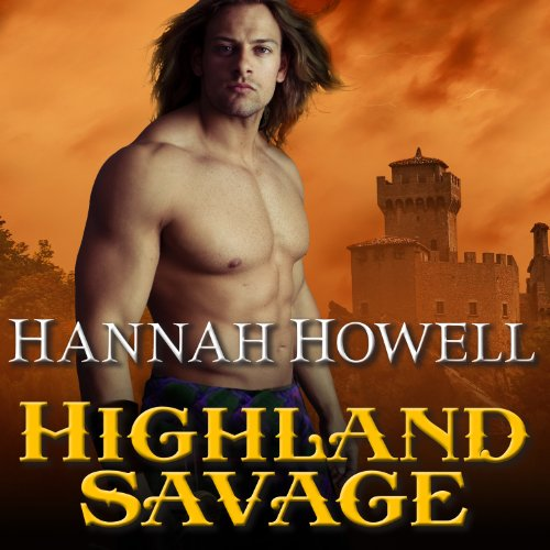 Couverture de Highland Savage