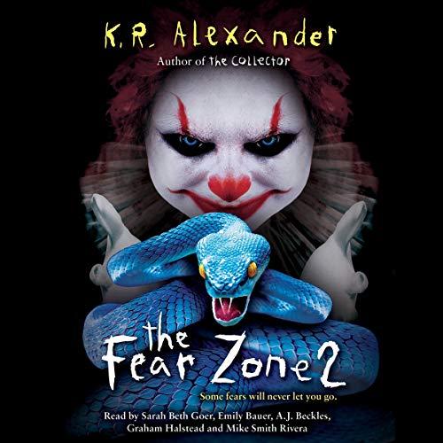 The Fear Zone 2 Titelbild