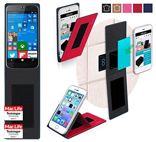 reboon Hülle für Acer Liquid Jade Primo Tasche Cover Case Bumper | Rot | Testsieger