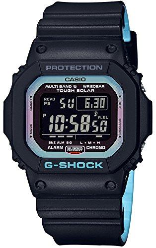 [カシオ] 腕時計 ジーショック Neon accent Color 電波ソーラー GW-M5610PC-1JF メンズ