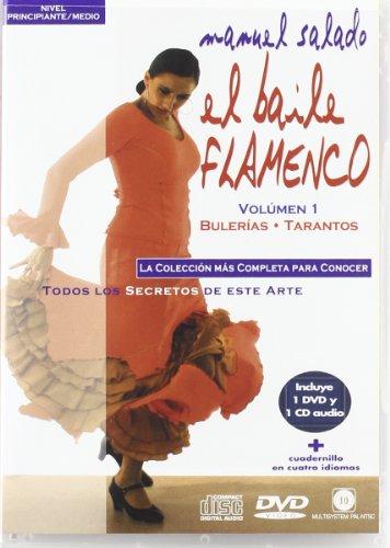 el baile flamenco volume 1