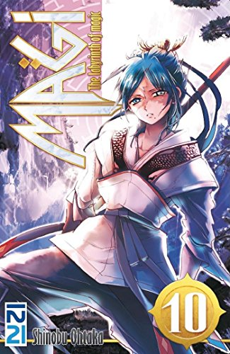 Magi - The Labyrinth of Magic - tome 10