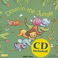 Down in the Jungle (Classic Books with Holes) by Mandy Ross(2013-09-01)