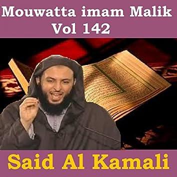 Mouwatta Imam Malik, Vol. 142 (Quran)