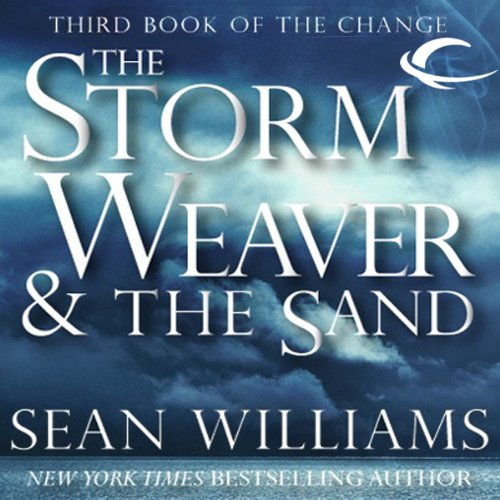 The Storm Weaver & The Sand cover art
