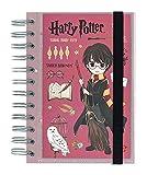 Agenda Harry Potter 2021-2022 - Agenda escolar en Francés 2021-2022 / Agenda 2021 día por página - Agenda 10 meses desde...