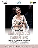 プーランク:歌劇「カルメル派修道女の対話」[Blu-ray Disc]