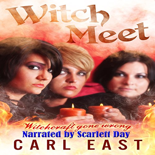 Witch Meet audiobook cover art