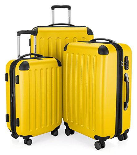 HAUPTSTADTKOFFER - Spree - Set de 3 valises, Bagages...