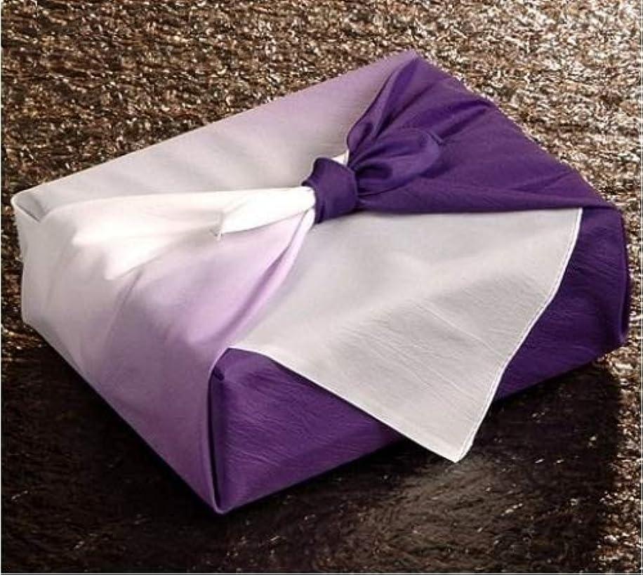 [LL/35inc] FUROSHIKI - Japanese Traditional Wrapping Cloth (Violet/gradation)