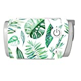 RespLabs CPAPwraps Compatible with ResMed AirMini — Personalize Your Device with a Specialty Skin [Tropical Leaves]